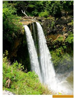 hawaii-double-falls